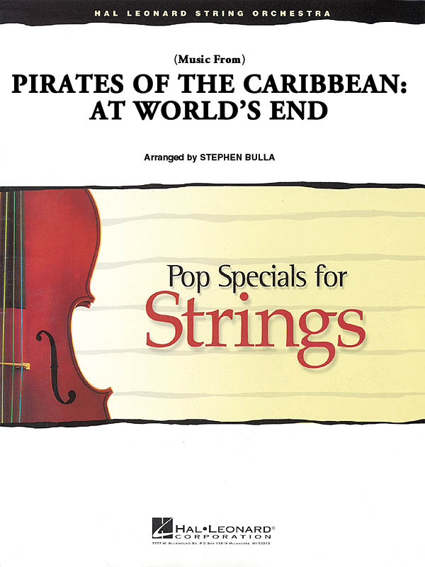 Hans Zimmer: Music from Pirates of the Caribbean:At World's End: String