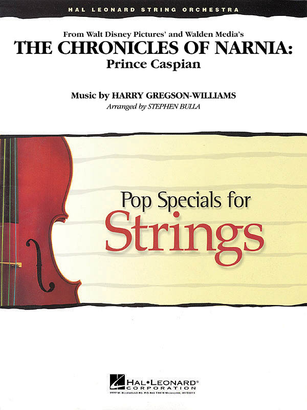 Harry Gregson-Williams: The Chronicles of Narnia: Prince Caspian: String