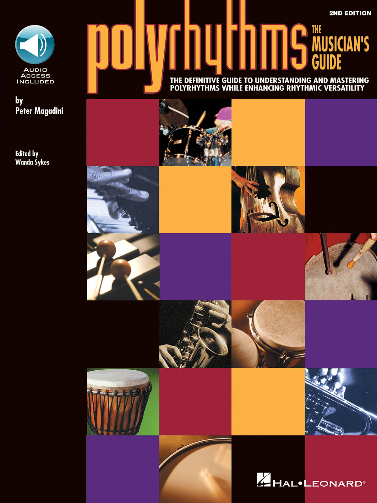 Polyrhythms: The Musician's Guide: Other Percussion: Instrumental Tutor