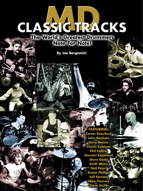Joe Bergamini: Joe Bergamini: Md Classic Tracks: Drums: Instrumental Album