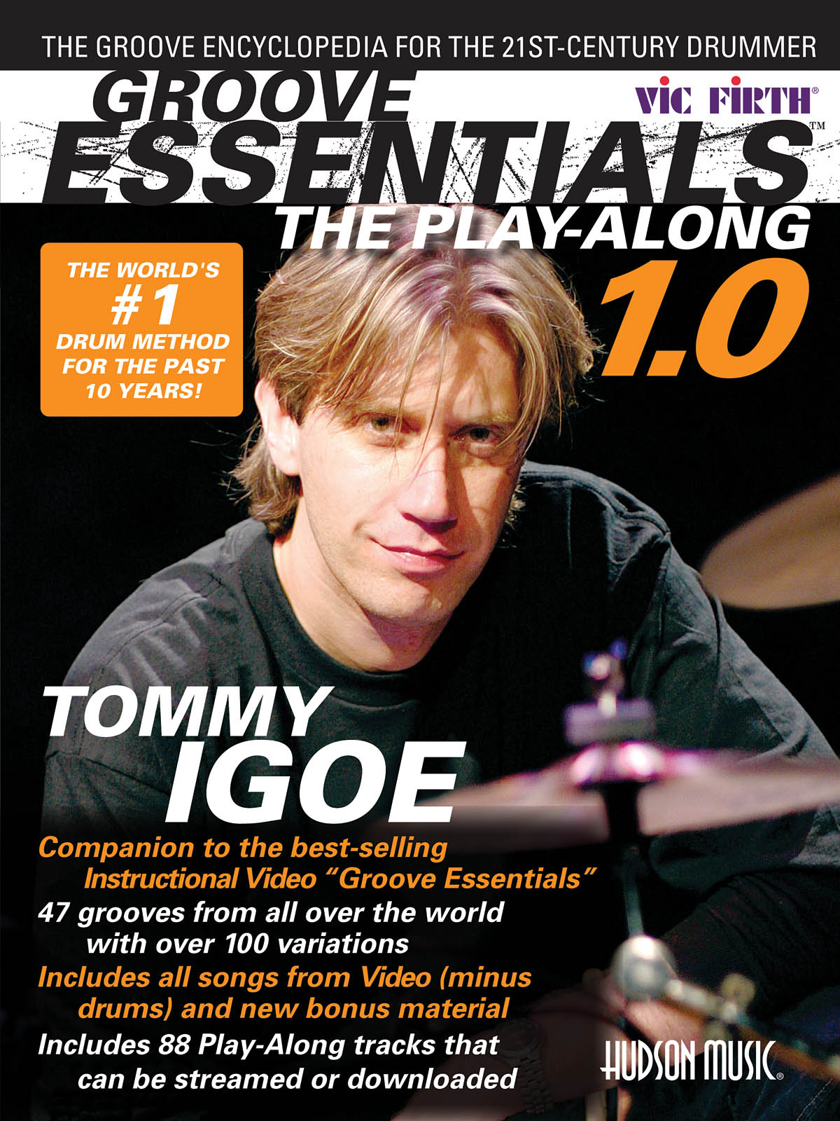 Groove Essentials 1.0 - The Play-Along: Reference Books: Instrumental Tutor