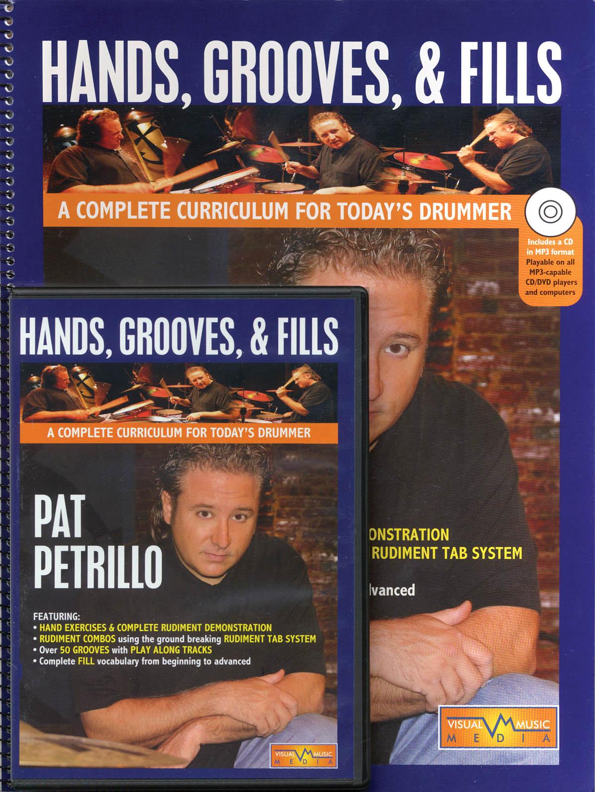 Hands  Grooves  & Fills: Drums: Instrumental Tutor