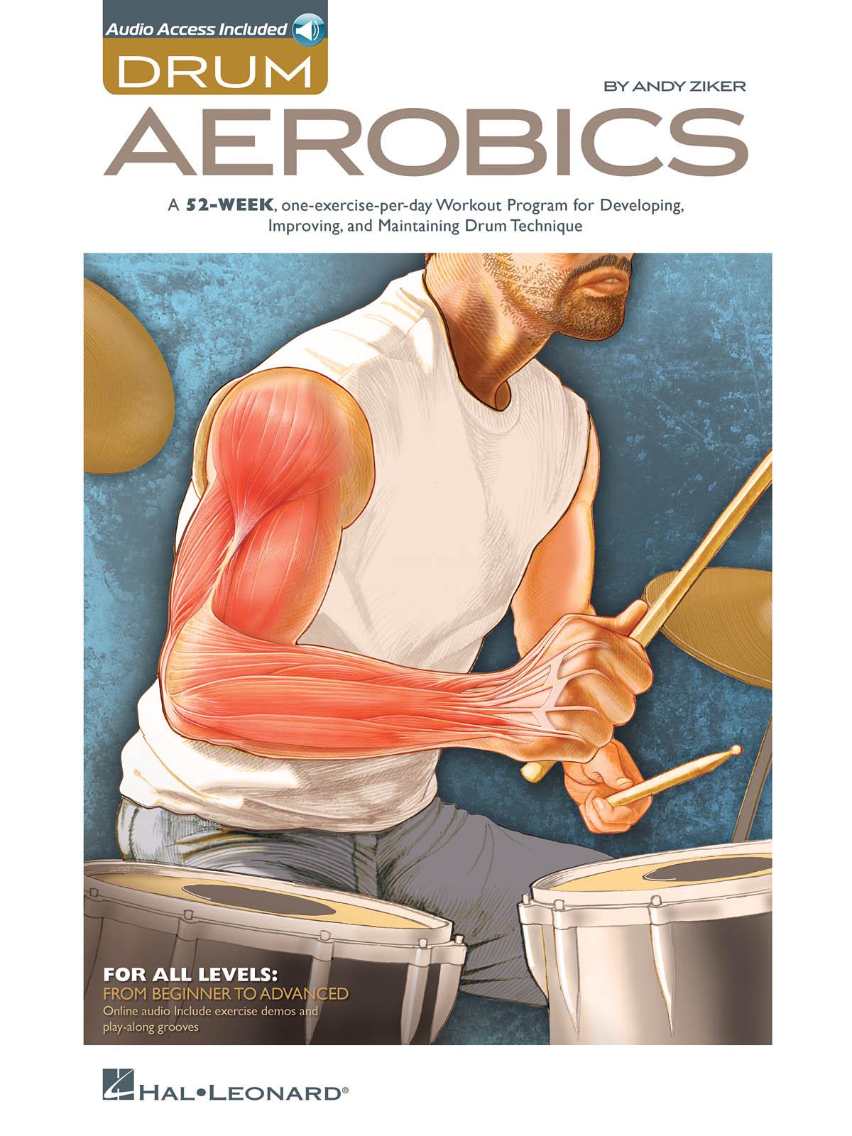 Drum Aerobics: Other Percussion: Instrumental Album