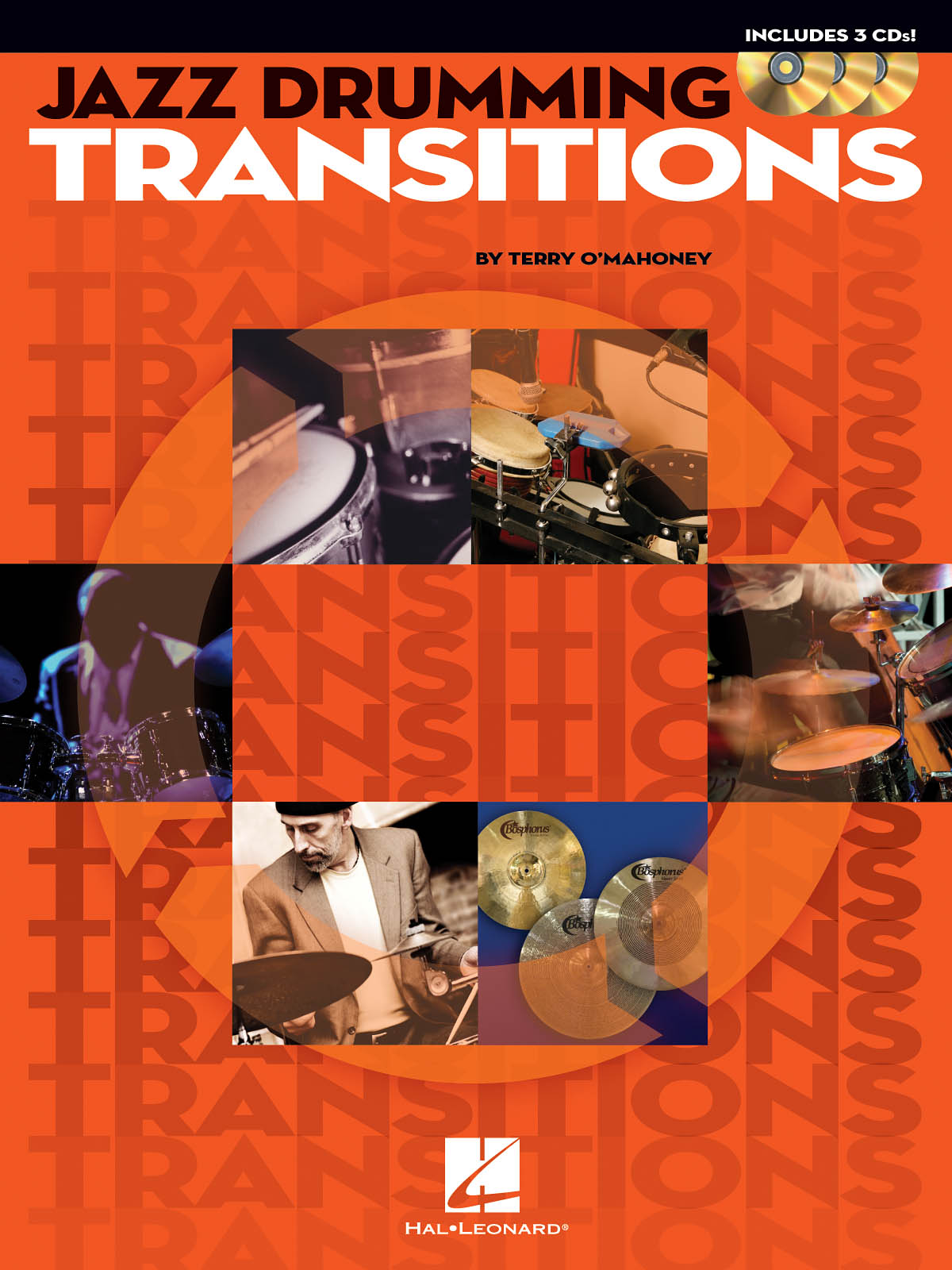 Jazz Drumming Transitions: Other Percussion: Instrumental Tutor