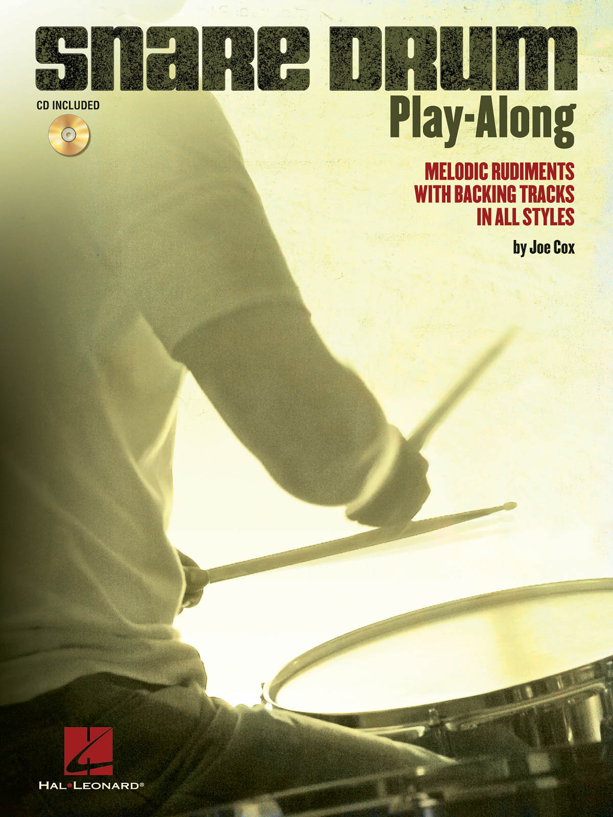 Snare Drum Play-Along: Snare Drum: Instrumental Album