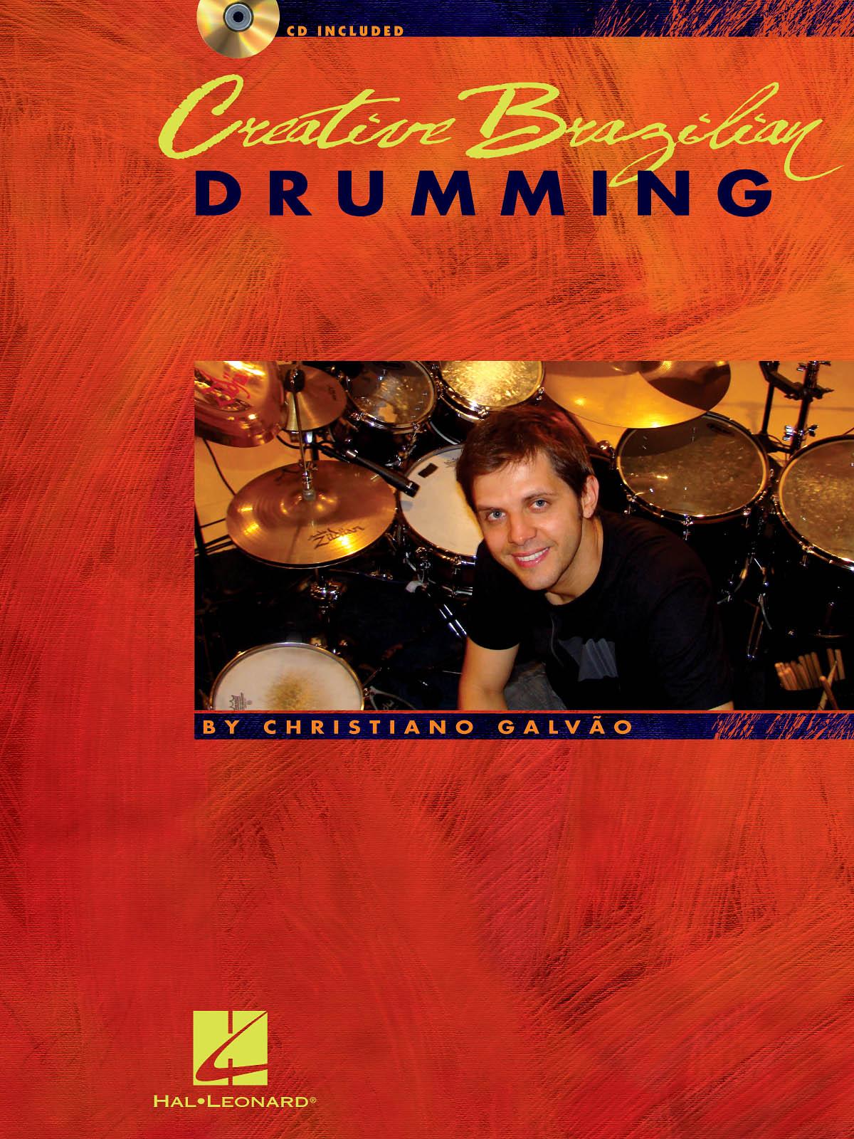 Creative Brazilian Drumming: Other Percussion: Instrumental Tutor