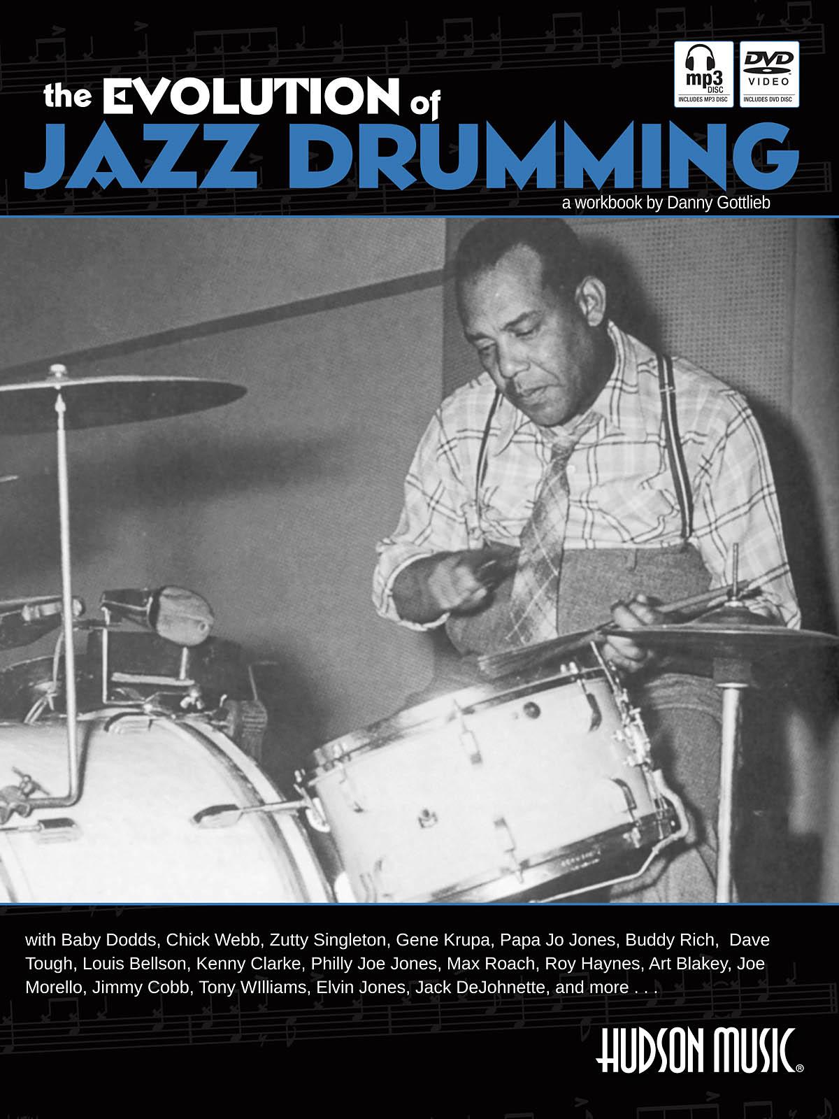 The Evolution Of Jazz Drumming: Reference Books: Instrumental Tutor