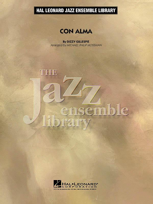 Dizzy Gillespie: Con Alma: Jazz Ensemble: Score