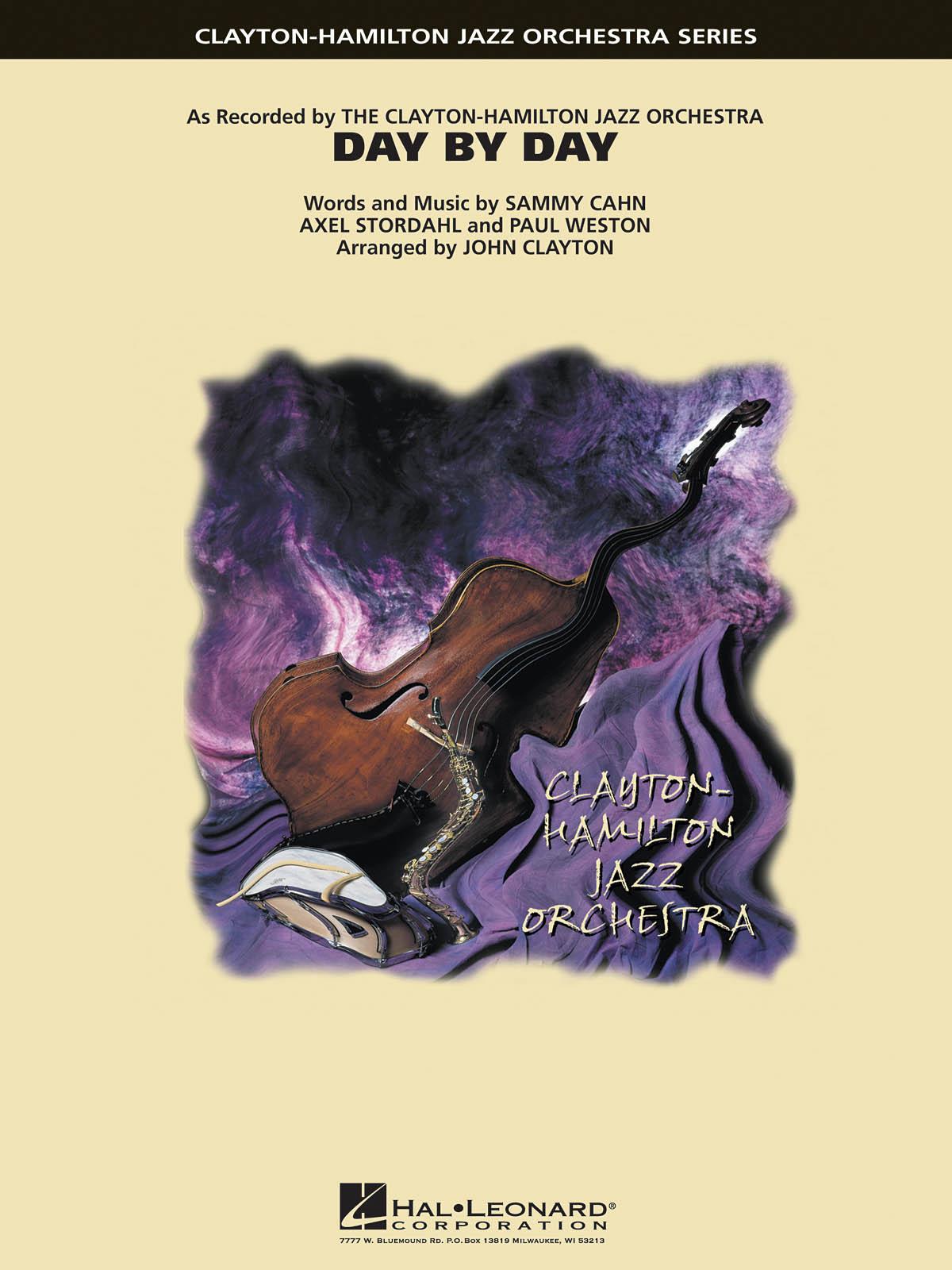 Axel Stordahl Paul Weston Sammy Cahn: Day By Day: Jazz Ensemble: Score & Parts