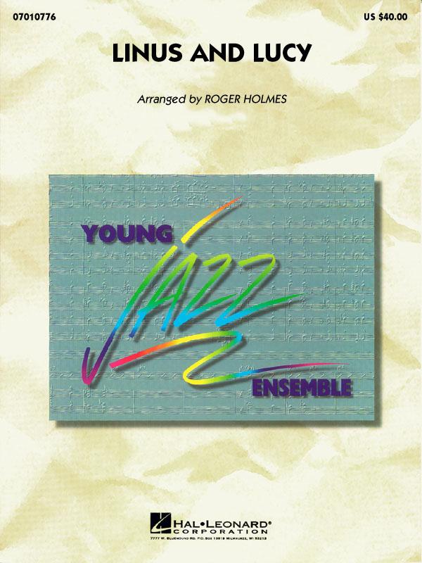 Vince Guaraldi: Linus And Lucy: Jazz Ensemble: Score & Parts