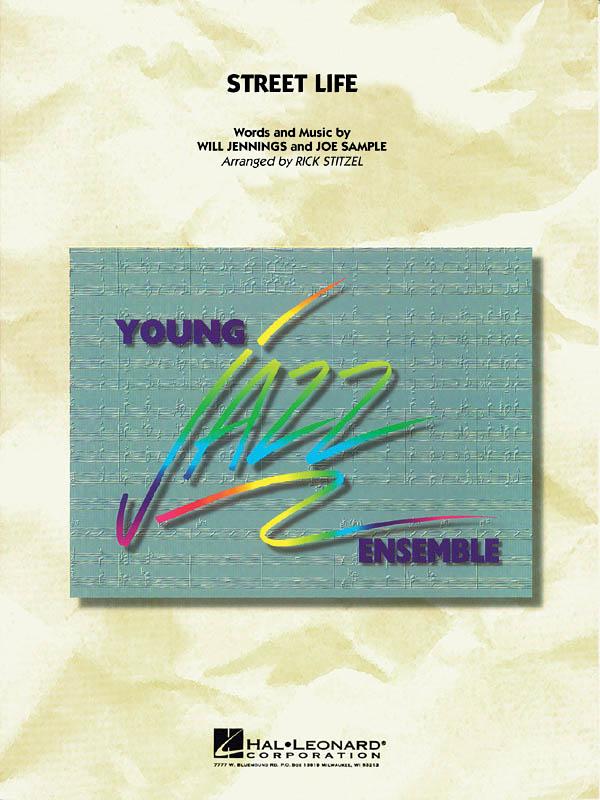 Street Life: Jazz Ensemble: Score