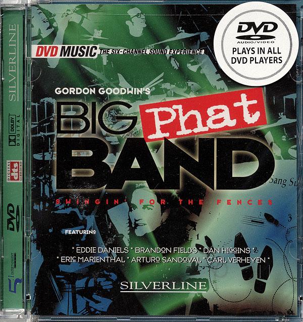 Gordon Goodwin: G. Goodwin's Big Phat Band-Swingin for the Fences: Jazz