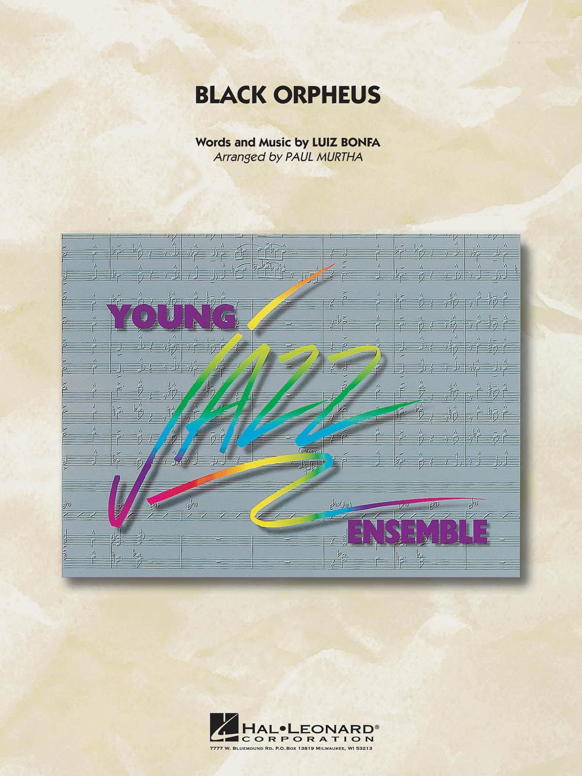 Luiz Bonfa: Black Orpheus: Jazz Ensemble: Score