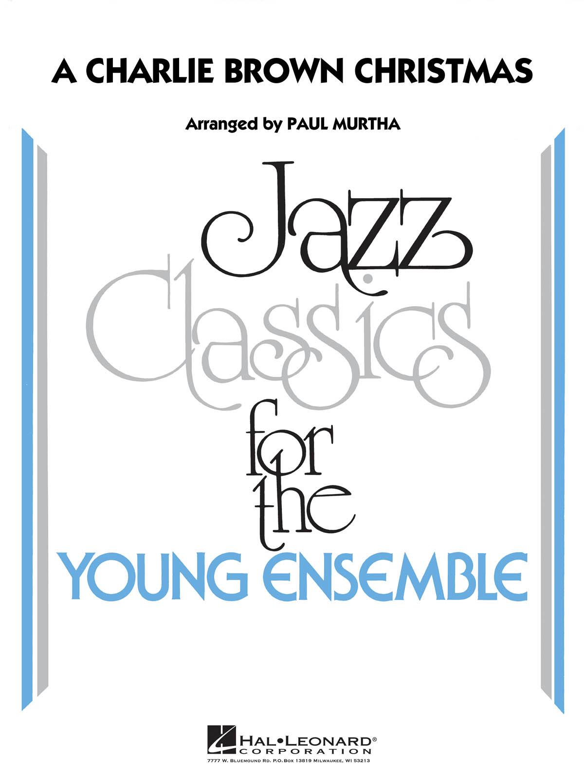 Vince Guaraldi: A Charlie Brown Christmas: Jazz Ensemble: Score & Parts
