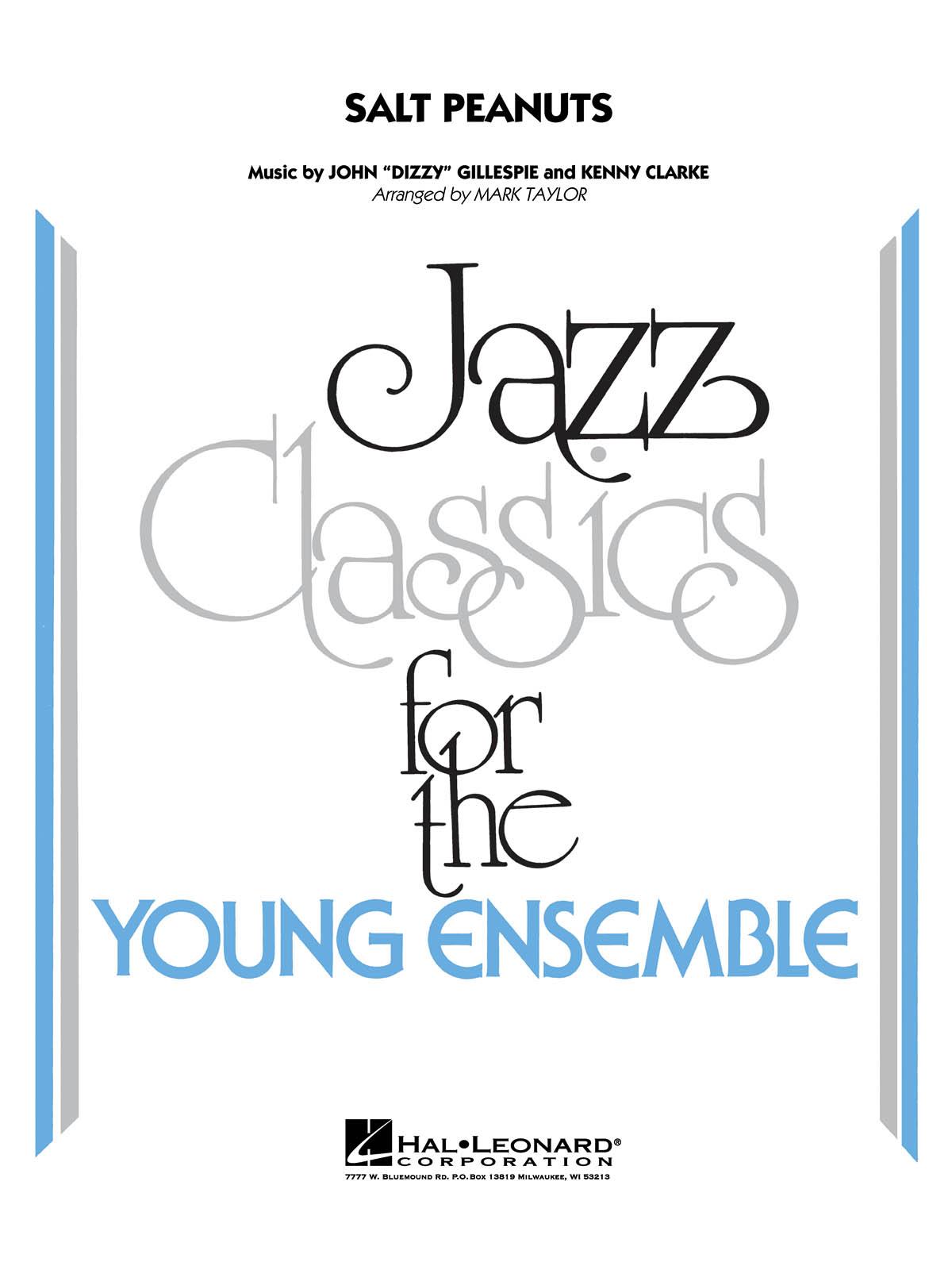 Dizzy Gillespie: Salt Peanuts: Jazz Ensemble: Score