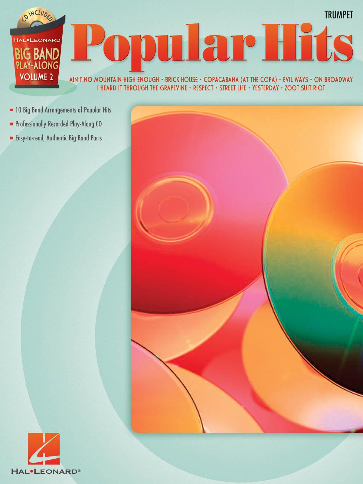 Popular Hits - Trumpet: Trumpet Solo: Instrumental Album