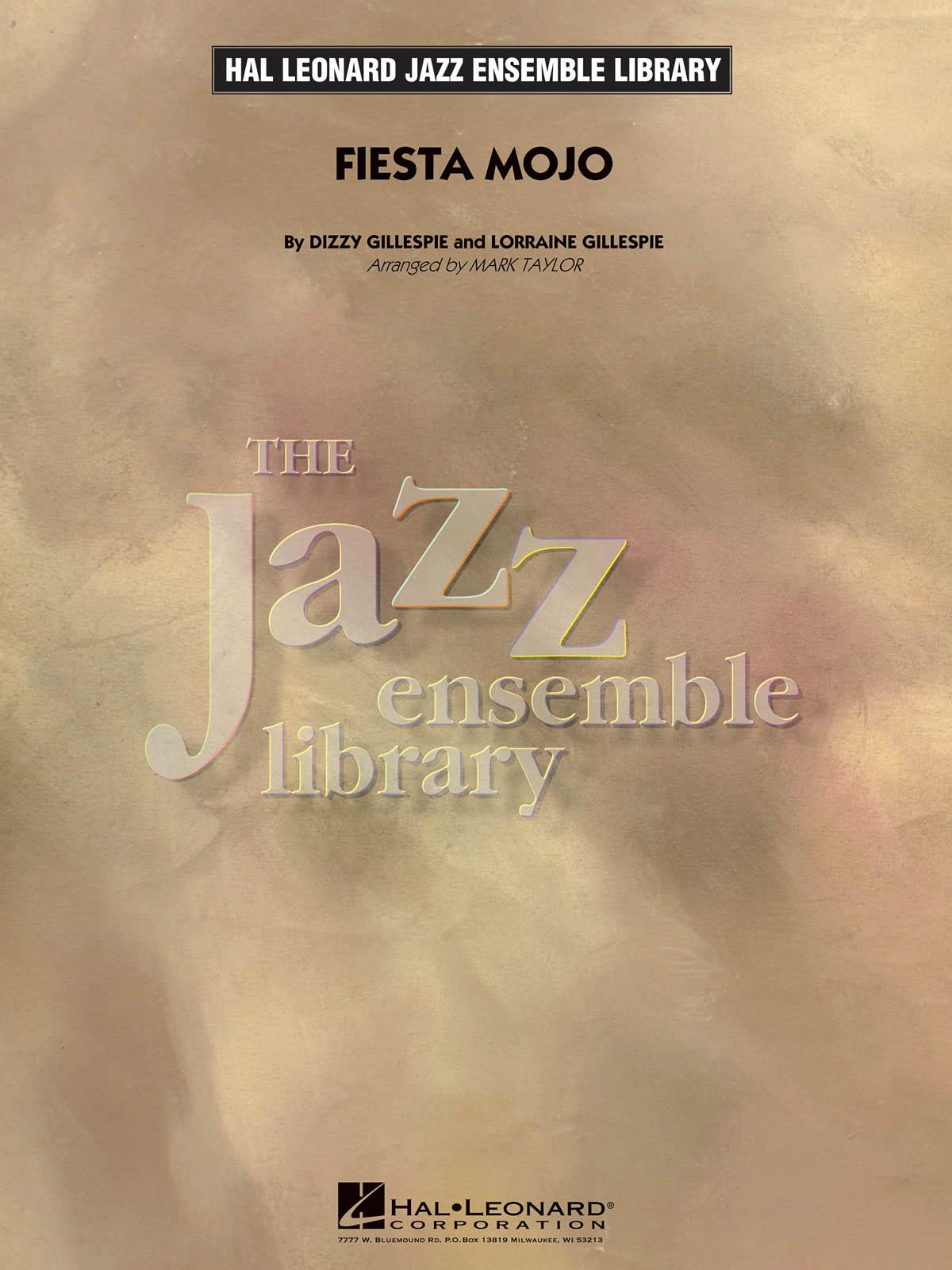 Dizzy Gillespie: Fiesta Mojo: Jazz Ensemble: Score