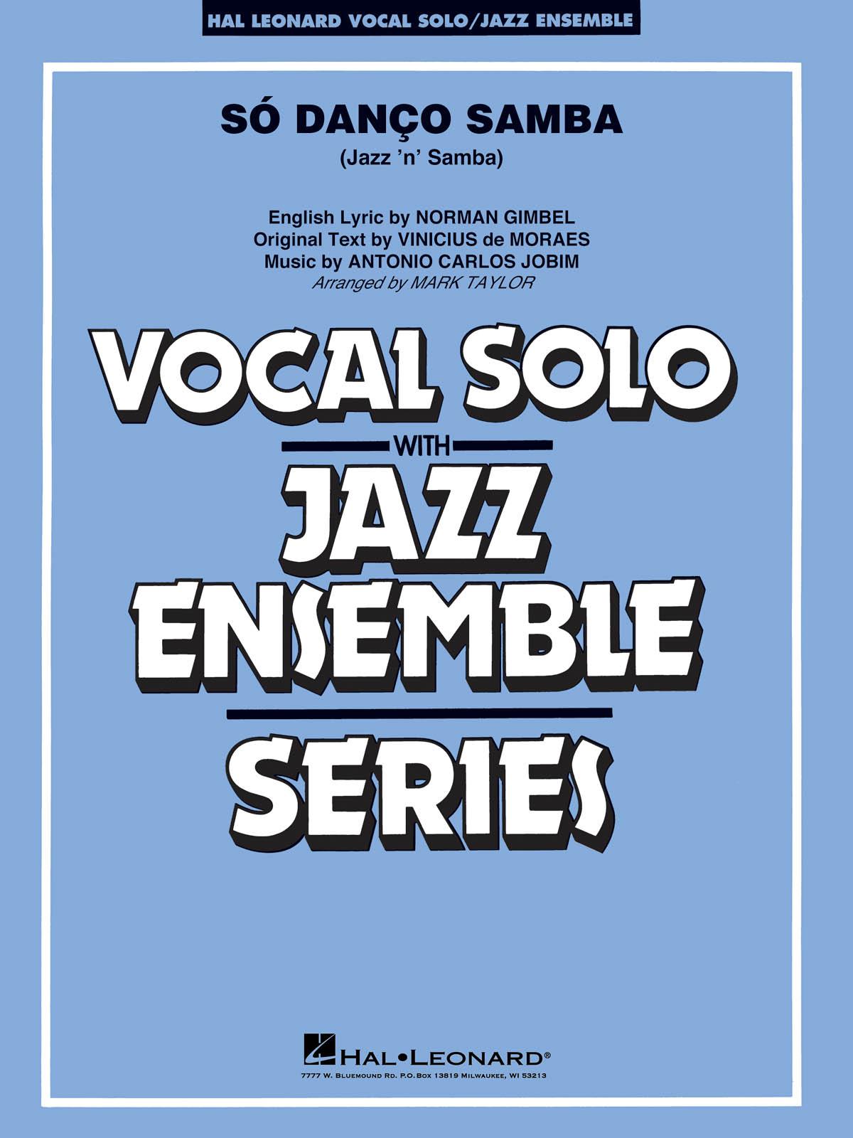 Antonio Carlos Jobim Vinicius de Moraes: S Daneo Samba (Jazz 'n' Samba): Jazz