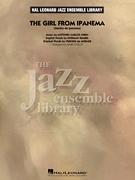 Antonio Carlos Jobim: The Girl from Ipanema: Jazz Ensemble and Vocal: Score