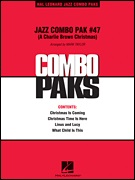 Vince Guaraldi: Jazz Combo Pak #47 (Charlie Brown Christmas): Jazz Ensemble: