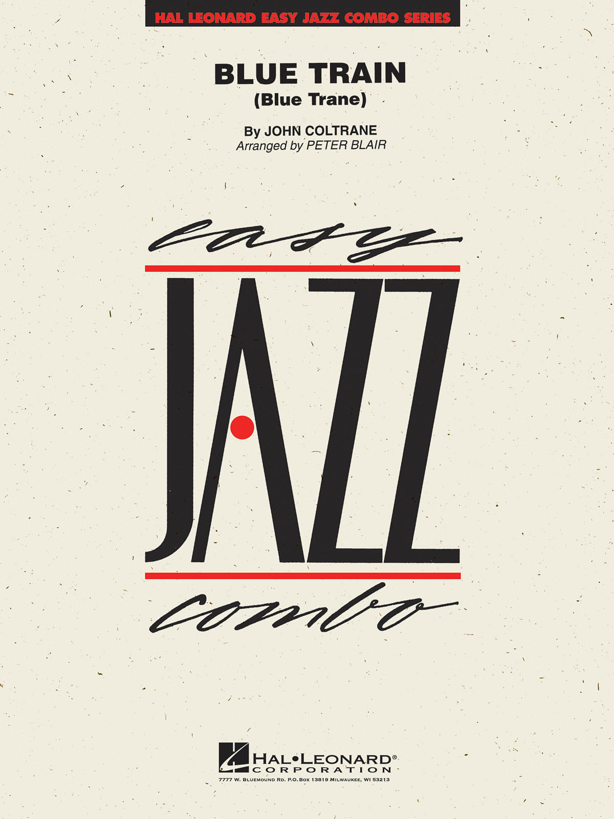 John Coltrane: Blue Train: Jazz Ensemble: Score