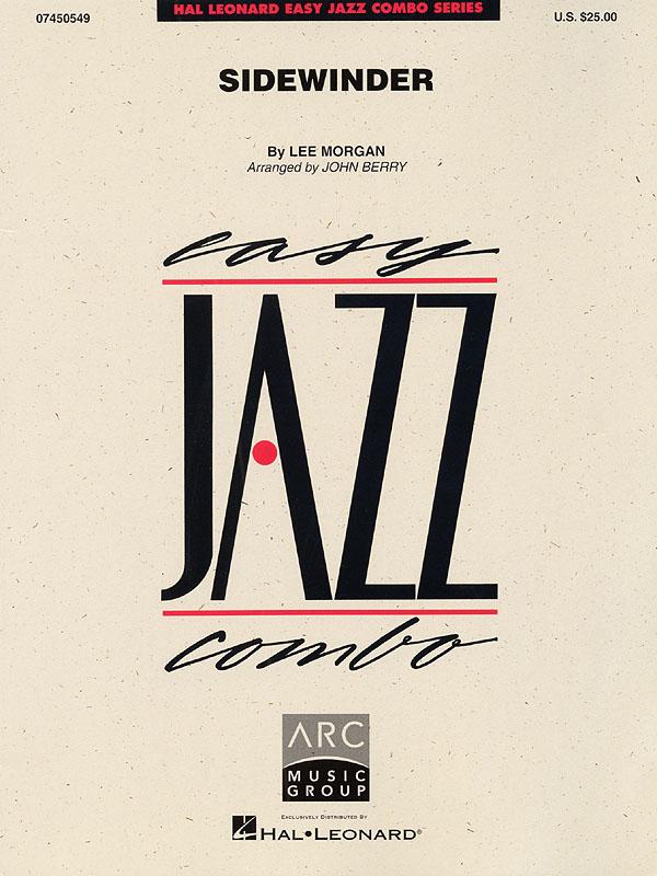 Lee Morgan: Sidewinder: Jazz Ensemble: Score & Parts