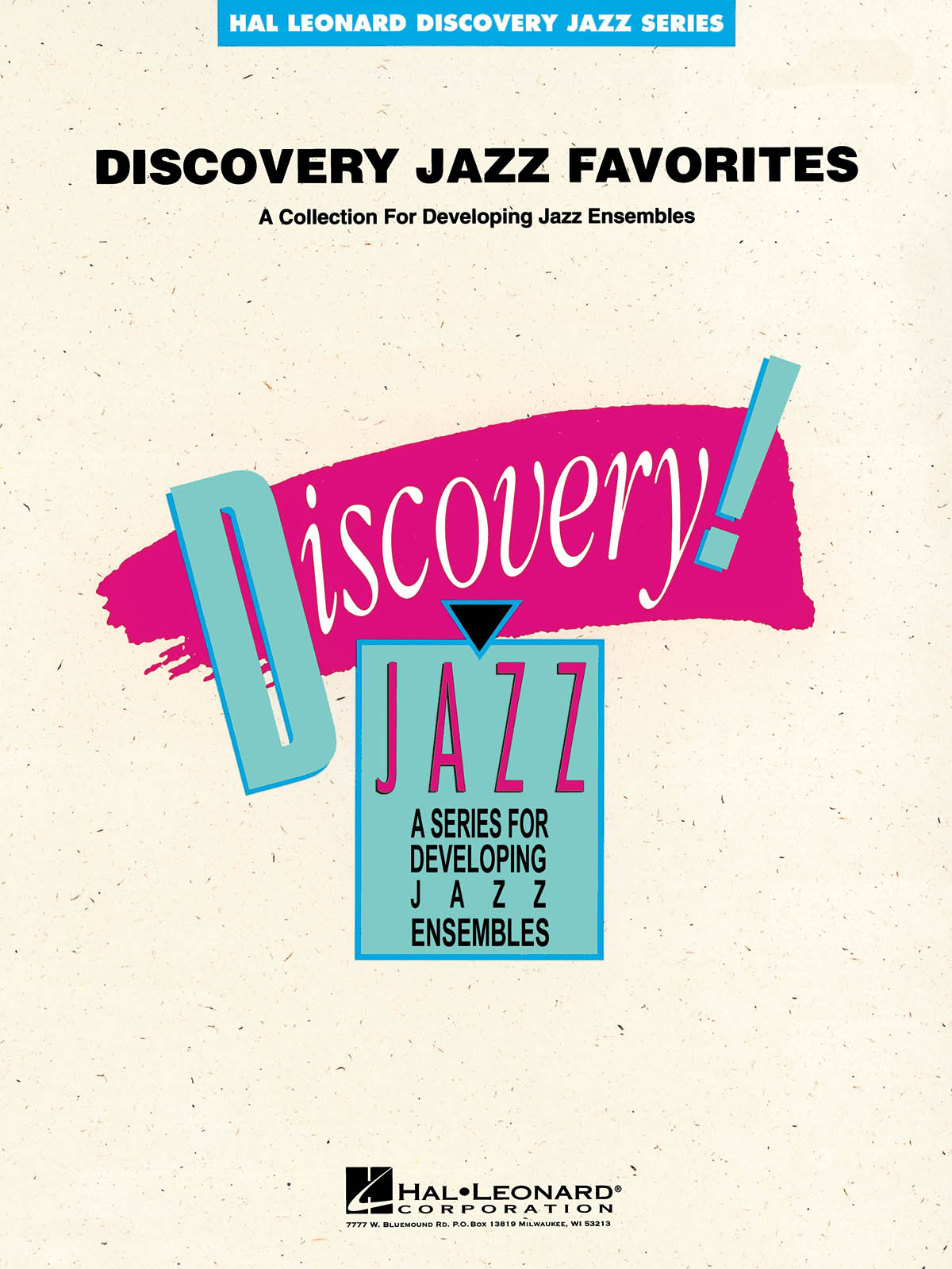 Discovery Jazz Favorites - Conductor: Jazz Ensemble: Score