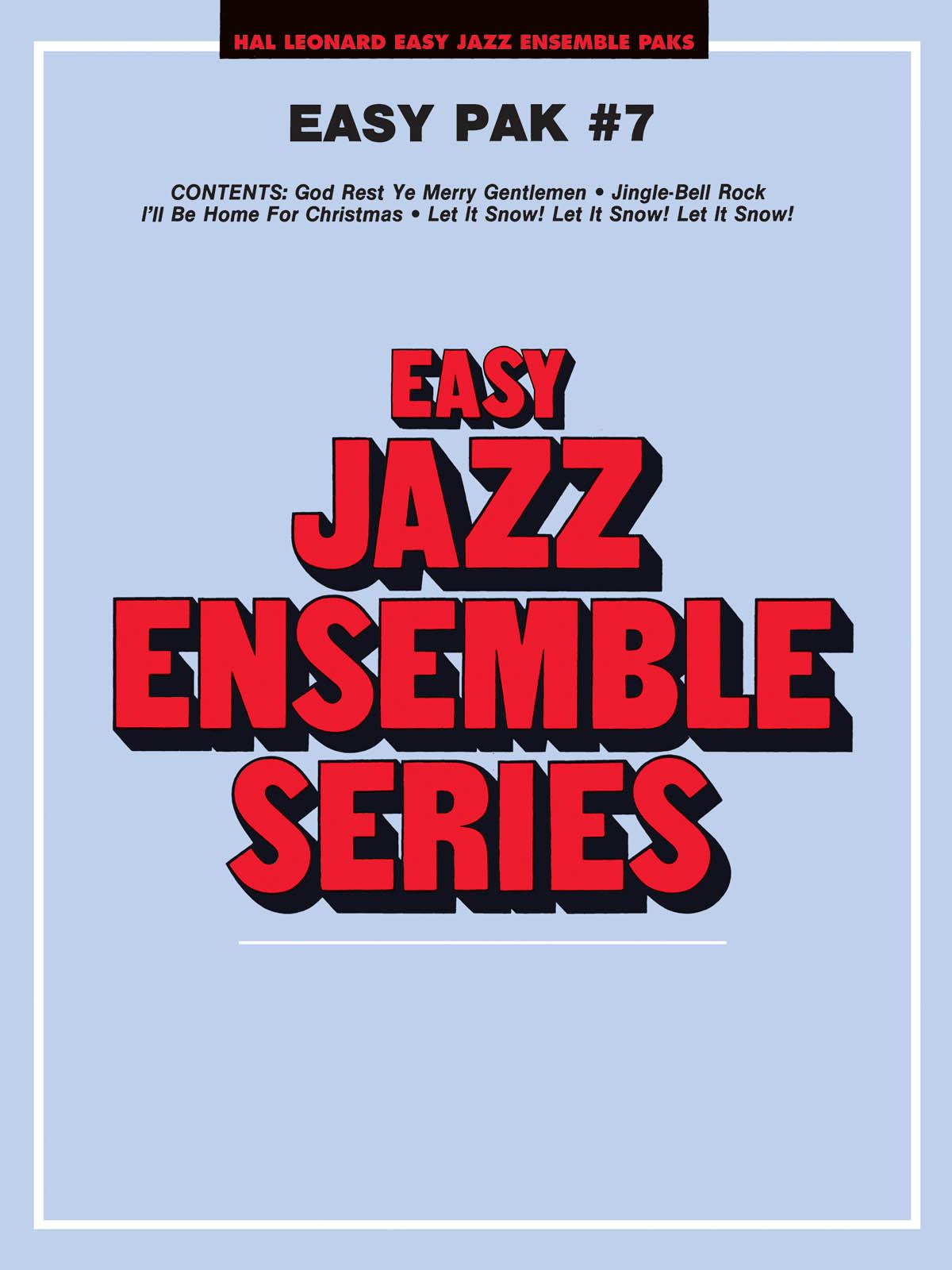 Easy Jazz Ensemble Pak 7: Jazz Ensemble: Score
