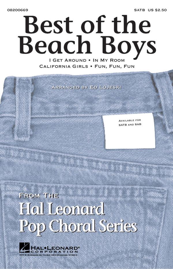 The Beach Boys: Best of the Beach Boys: Mixed Choir a Cappella