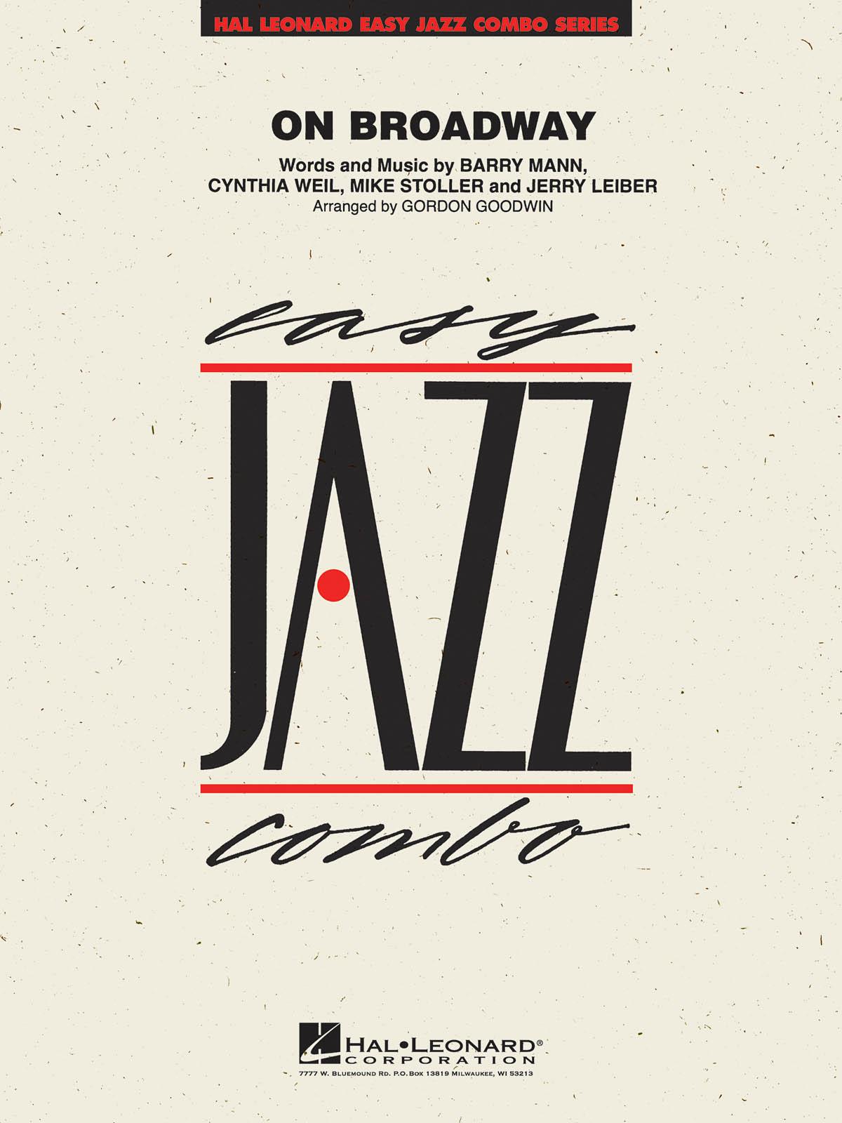 George Benson: On Broadway: Jazz Ensemble: Score & Parts