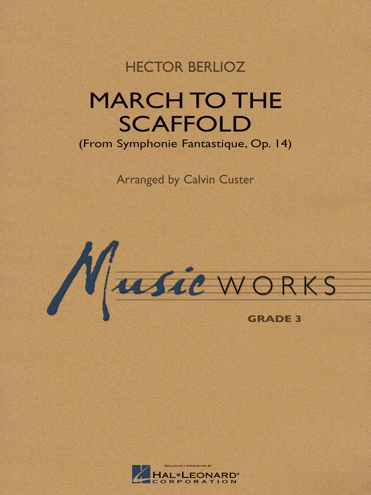 Hector Berlioz: March to the Scaffold: Concert Band: Score