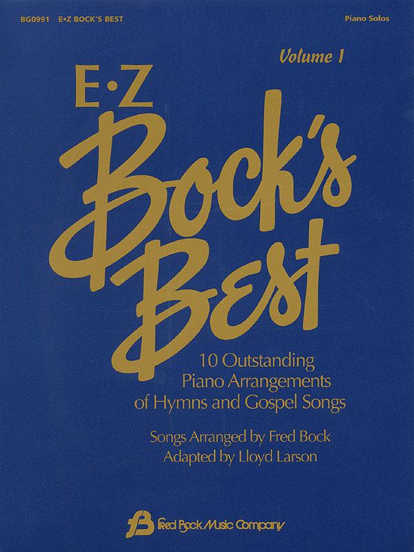 Ez Bock´s Best - Vol. 1: Piano: Instrumental Album