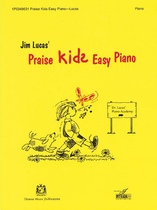 Praise Kids Easy Piano: Piano: Instrumental Album
