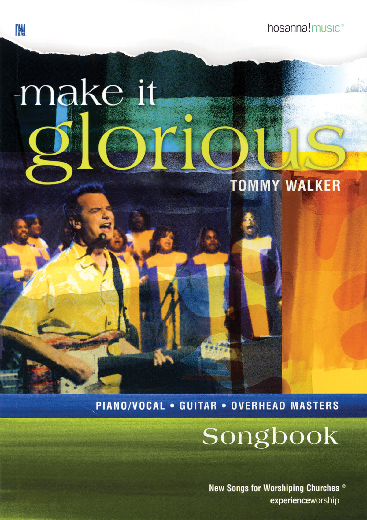 Tommy Walker: Make It Glorious: Piano  Vocal  Guitar: Vocal Collection