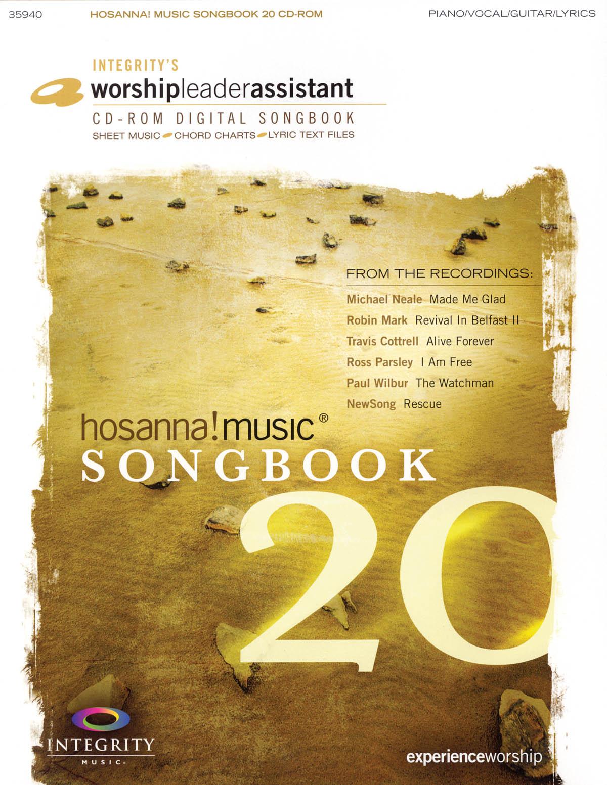 Hosanna! Music Songbook 2: Piano  Vocal  Guitar: CD-ROM