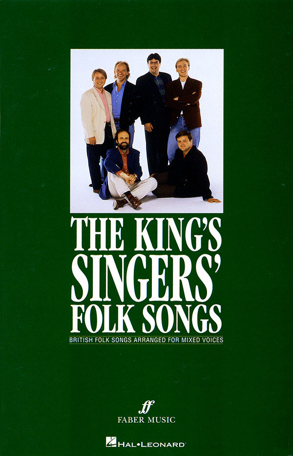 The King's Singers: The King's Singers' Folk Songs (Collection): SATB: Vocal