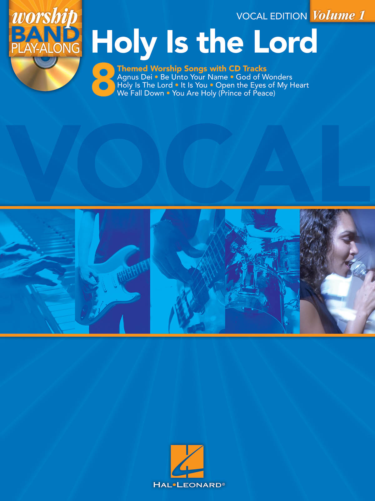 Holy is the Lord - Vocal Edition: Voice: Vocal Score