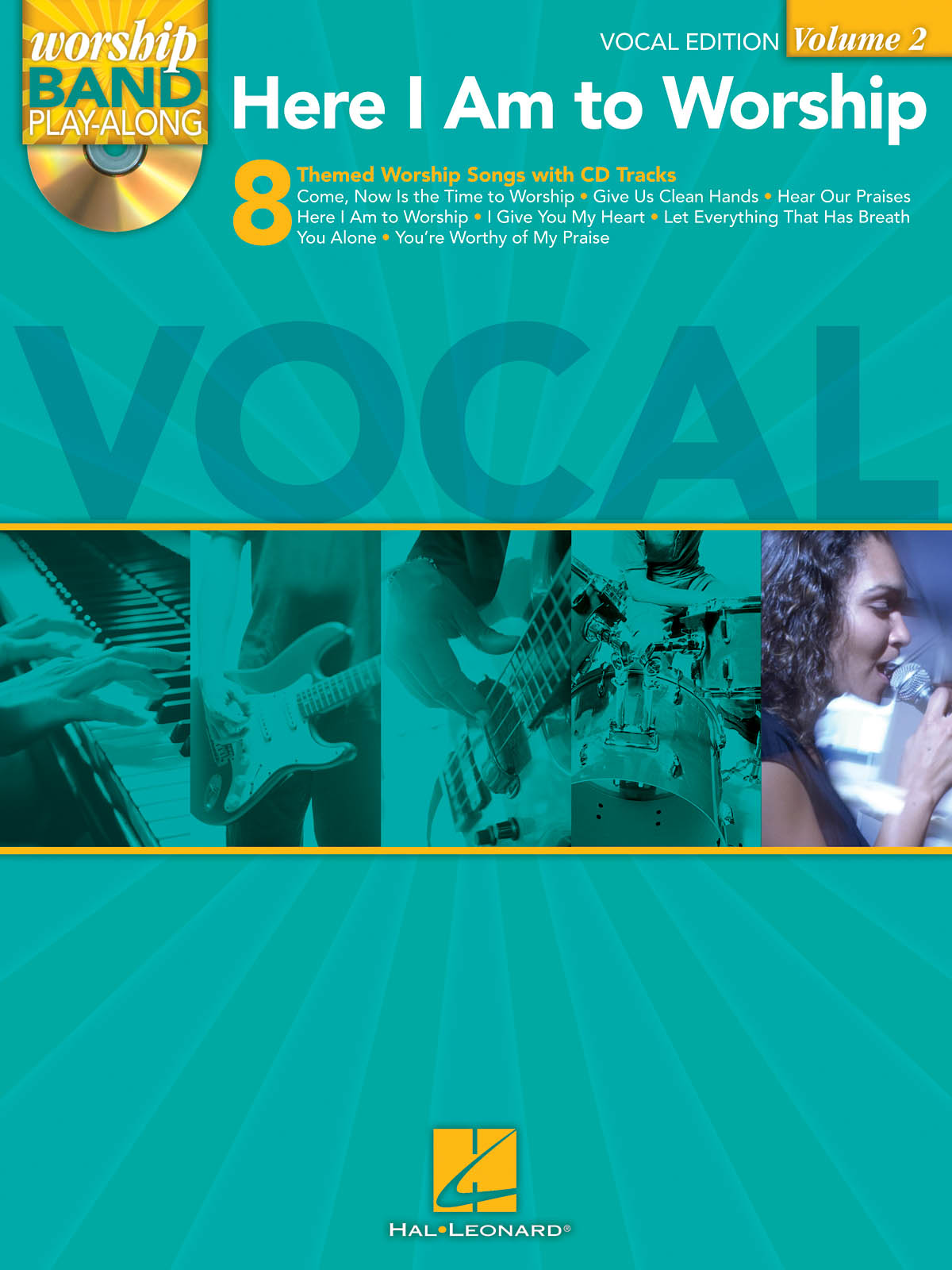 Here I Am To Worship - Vocal Edition: Voice: Vocal Score