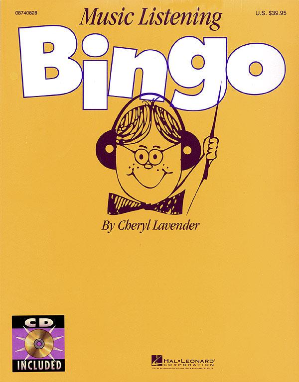Cheryl Lavender: Music Listening Bingo: Classroom Resource