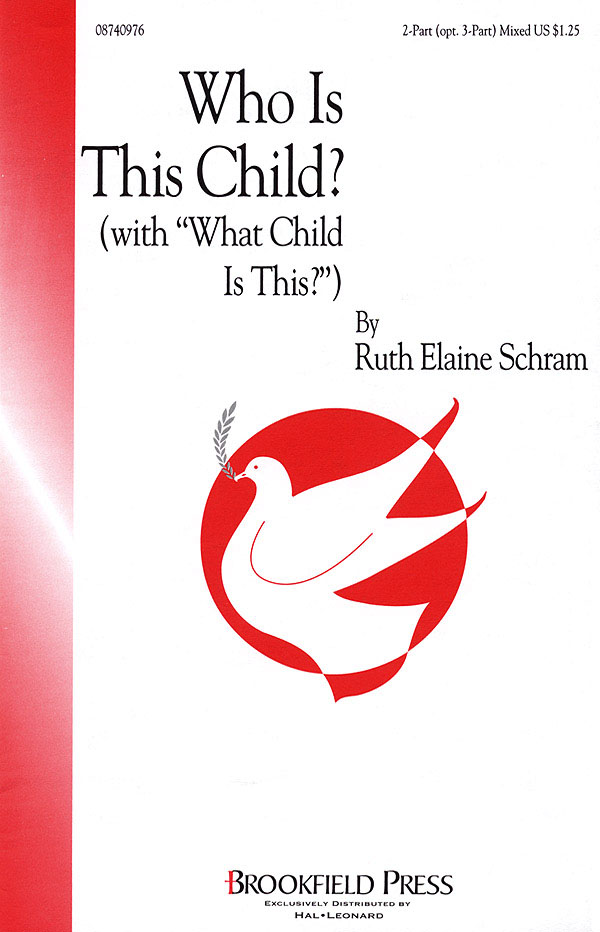 William Chatterton Dix: Who Is This Child?: 2 or 3-Part Choir: Vocal Score