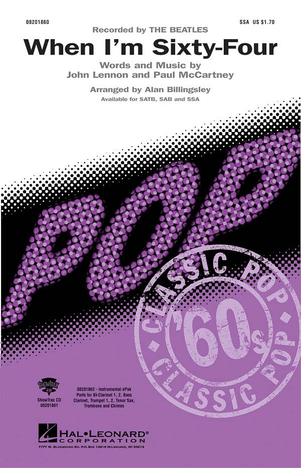 Harold Arlen Johnny Mercer: Come Rain or Come Shine: SSA: Vocal Score