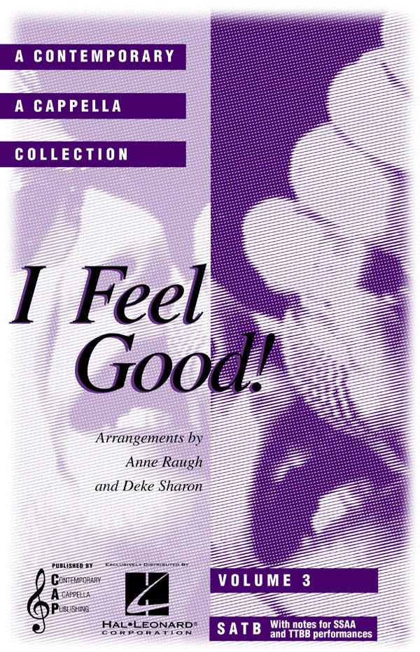 I Feel Good: SATB: Vocal Score