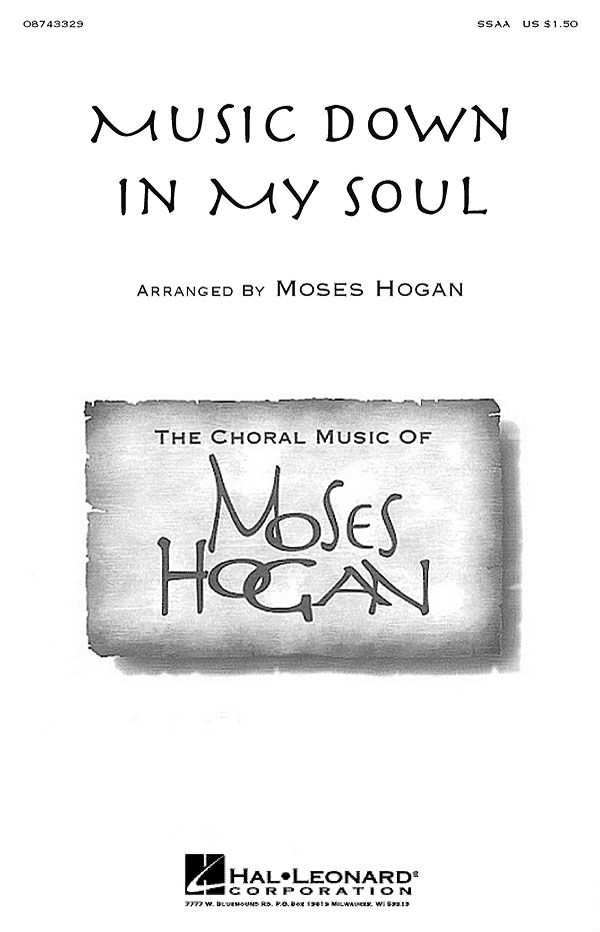 Music Down in My Soul: SSA: Vocal Score