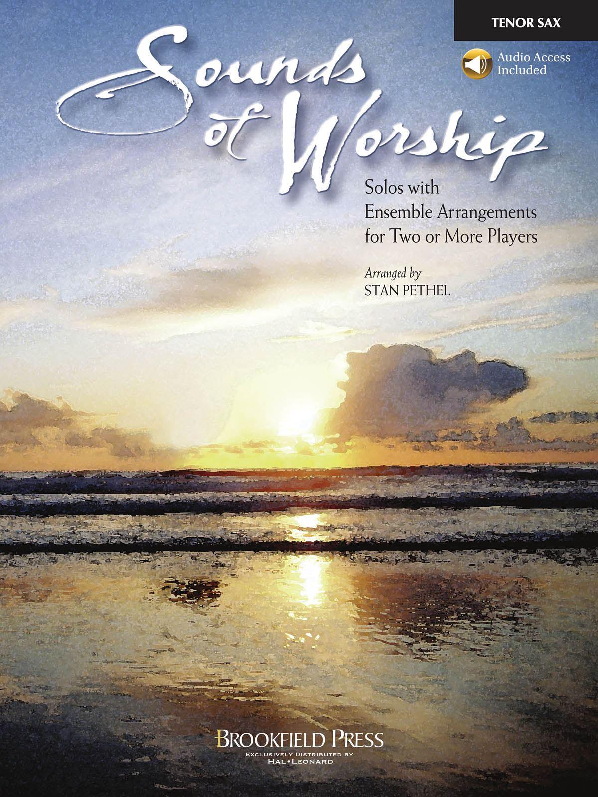 Sounds of Worship: Tenor Saxophone: Vocal Score