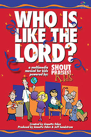 Who Is Like the Lord?: Unison or 2-Part Choir: Vocal Score