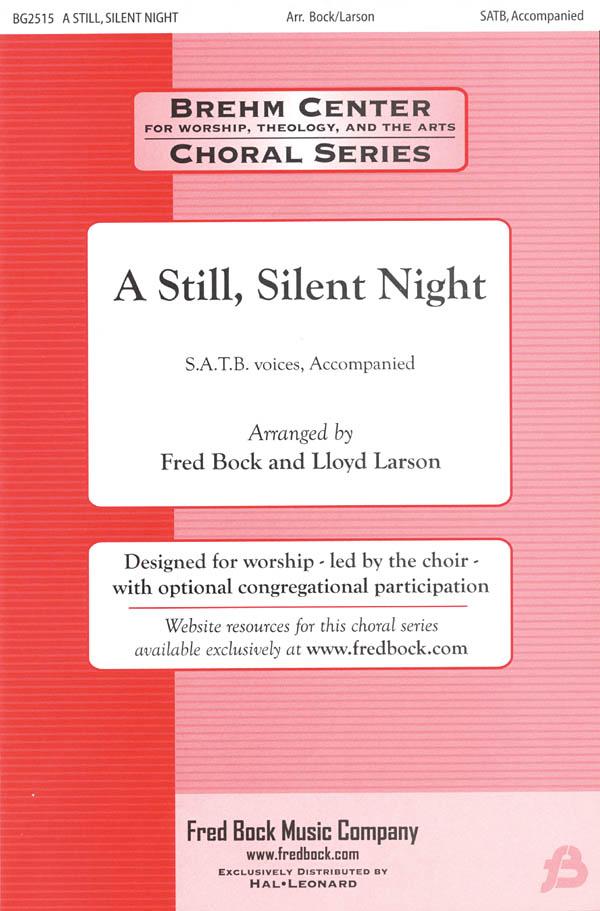A Ill  Silent Night: Mixed Choir: Vocal Score