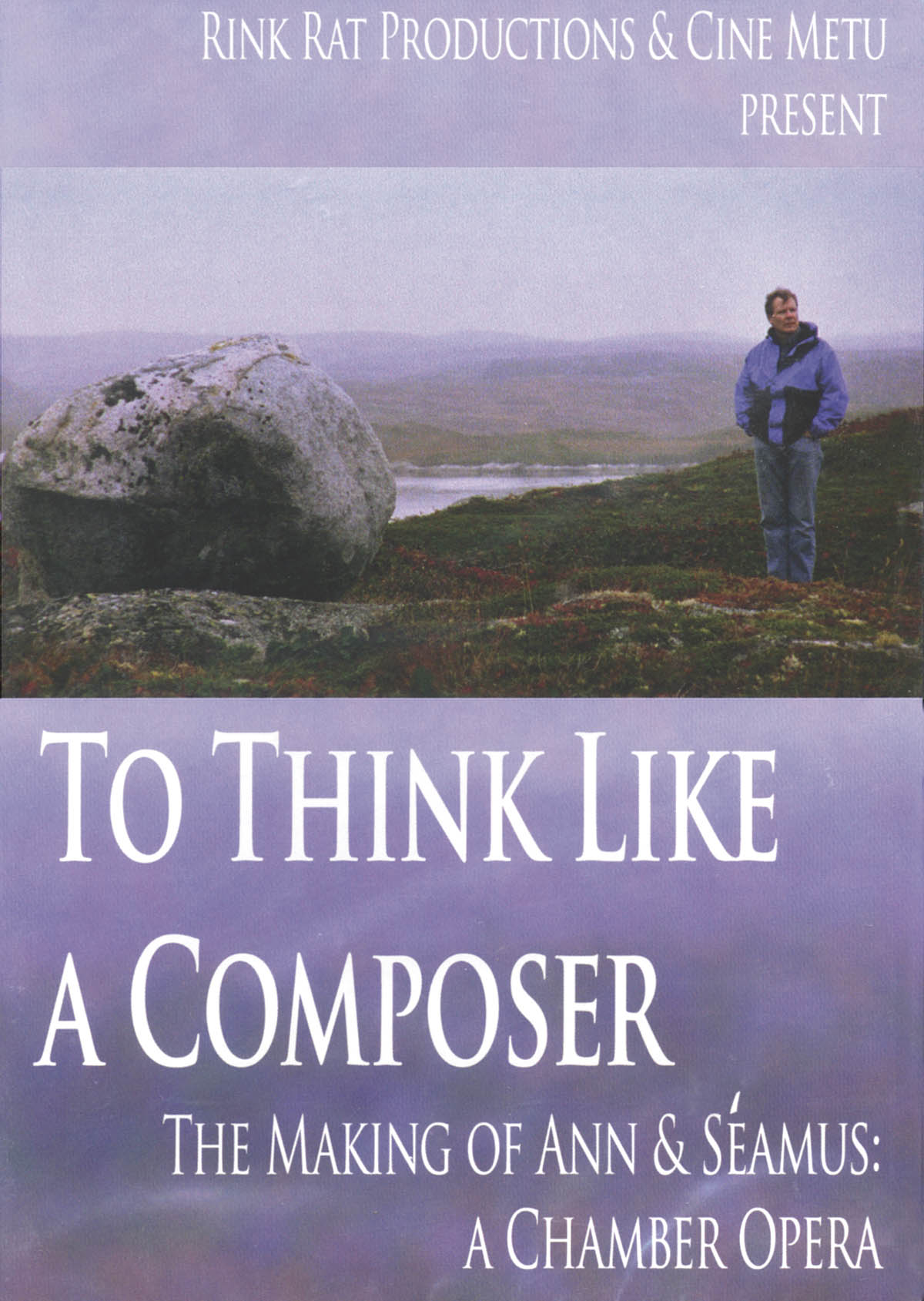 Stephen Hatfield: To Think like a Composer: DVD