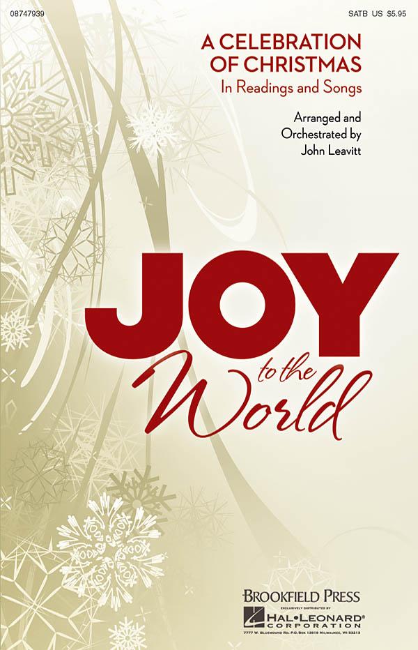 Joy To The World: SATB: Vocal Score