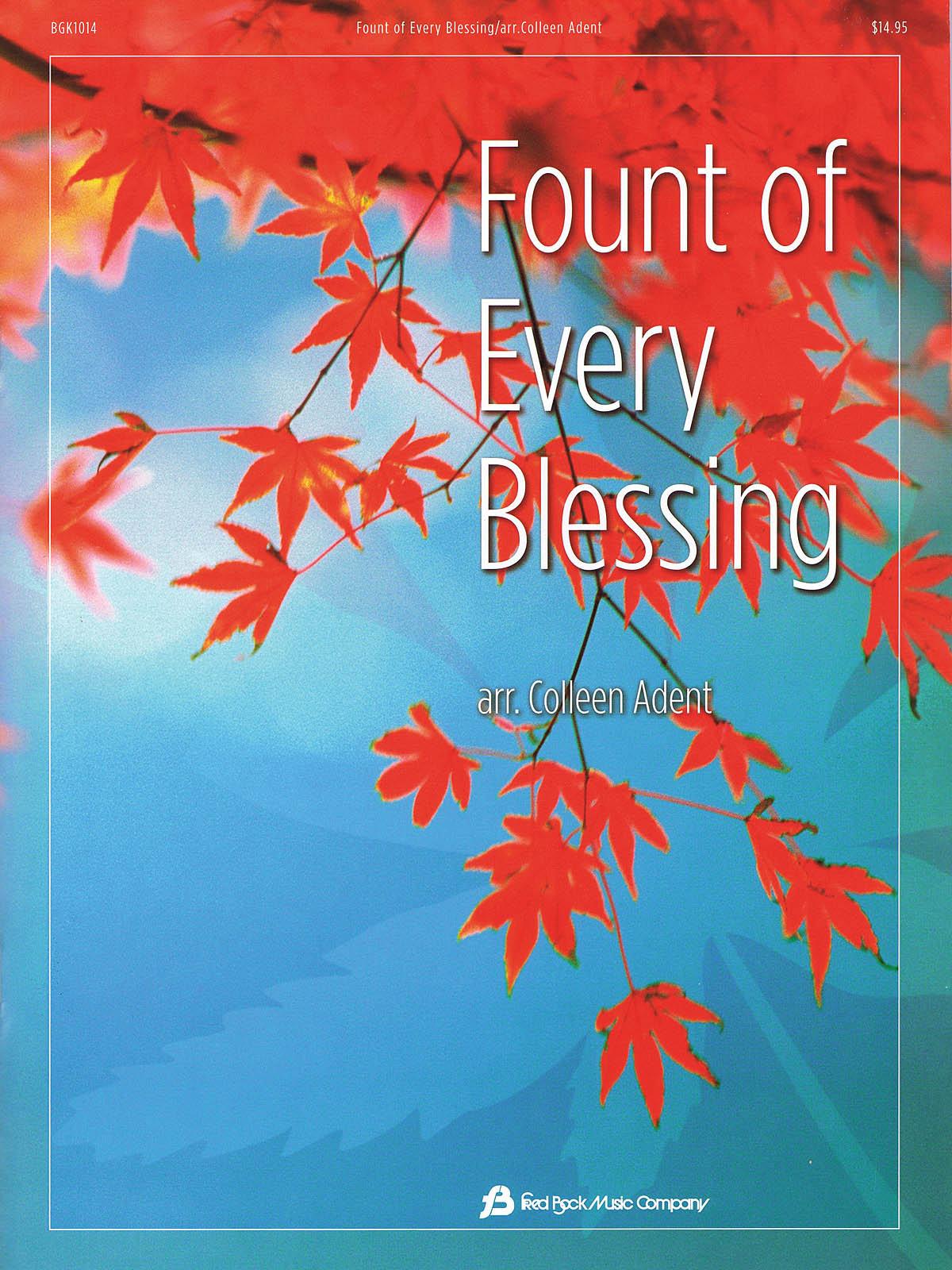 Fount Of Every Blessing: Piano: Instrumental Album