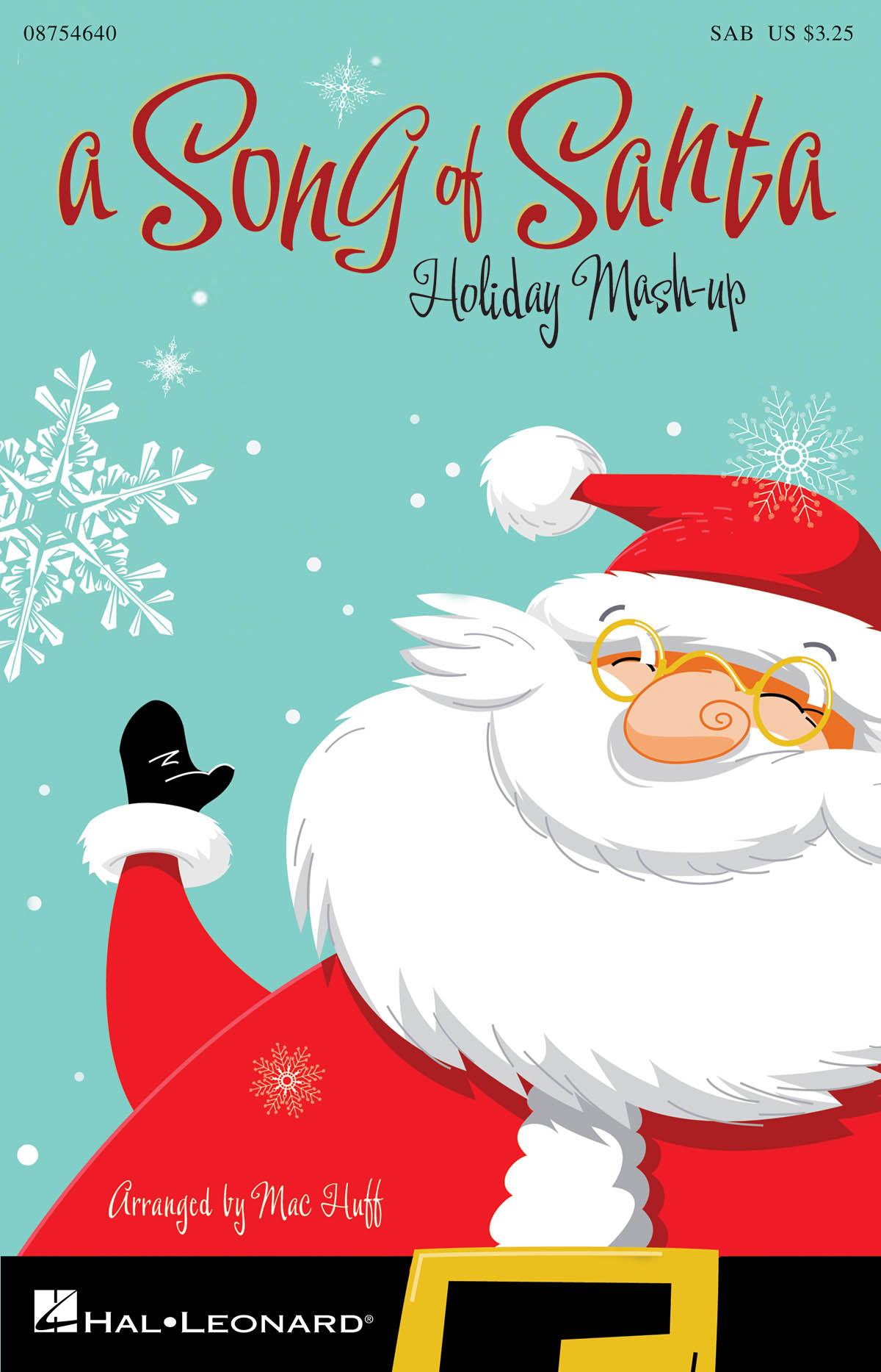 A Song of Santa: SAB: Vocal Score